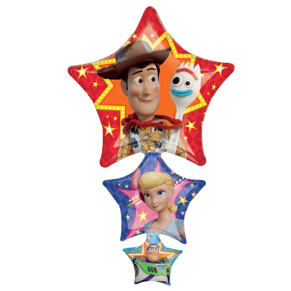 Toy Story 4 SuperShape XL Foil Balloon